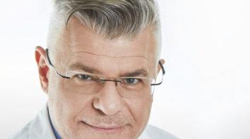 Profesor Józef Haczyński MD, PhD